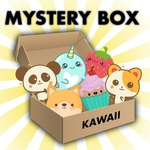 Mystery Box Surprise!